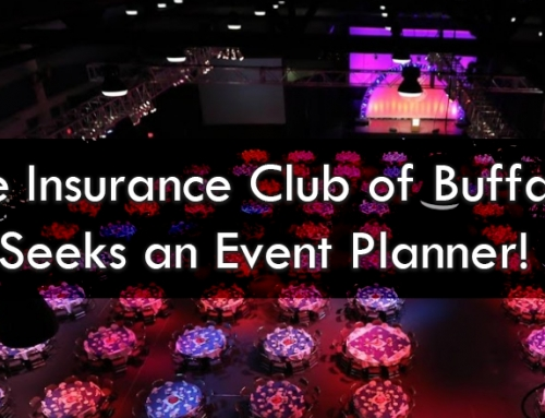 The Insurance of Buffalo Seeks an Event Planner