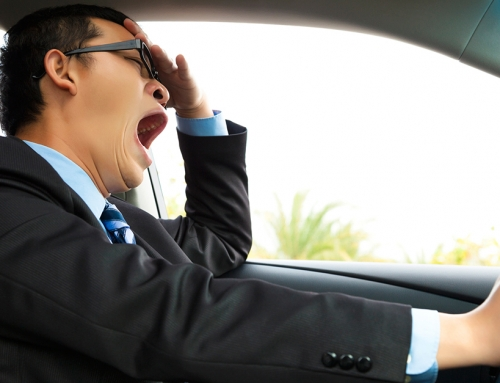 Drowsy Driving & Worker Safety